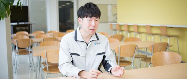 沼倉さんの写真